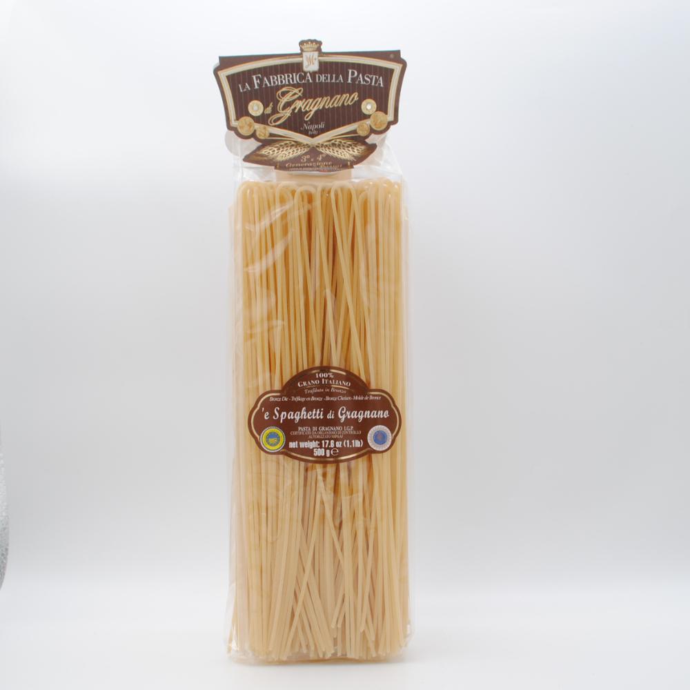 Spaghetti from Gragnano