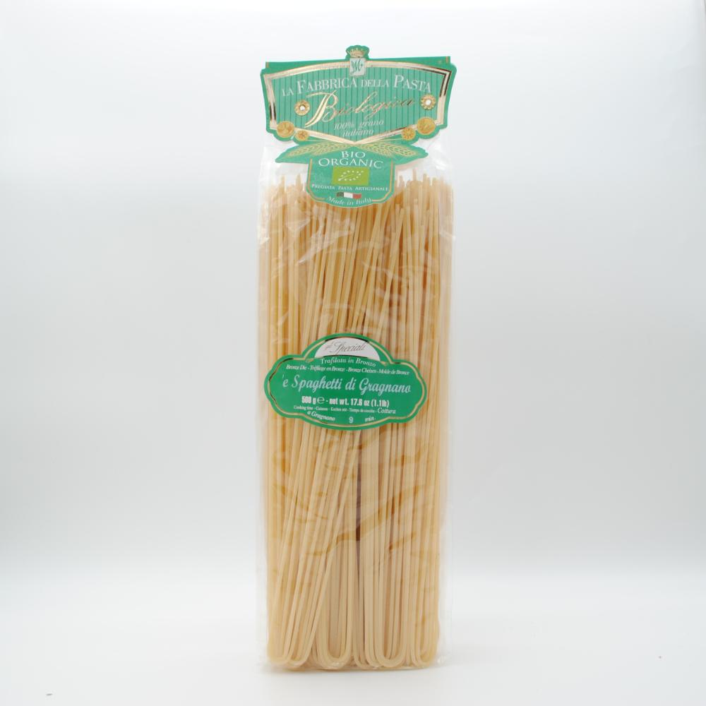 Bio 'e spaghetti di Gragnano
