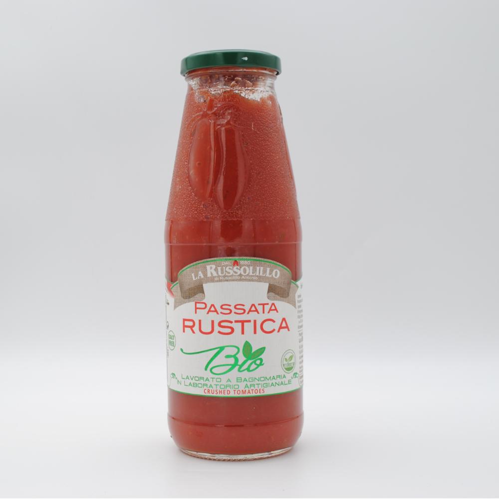 La Russolillo passata rustica bio 700g