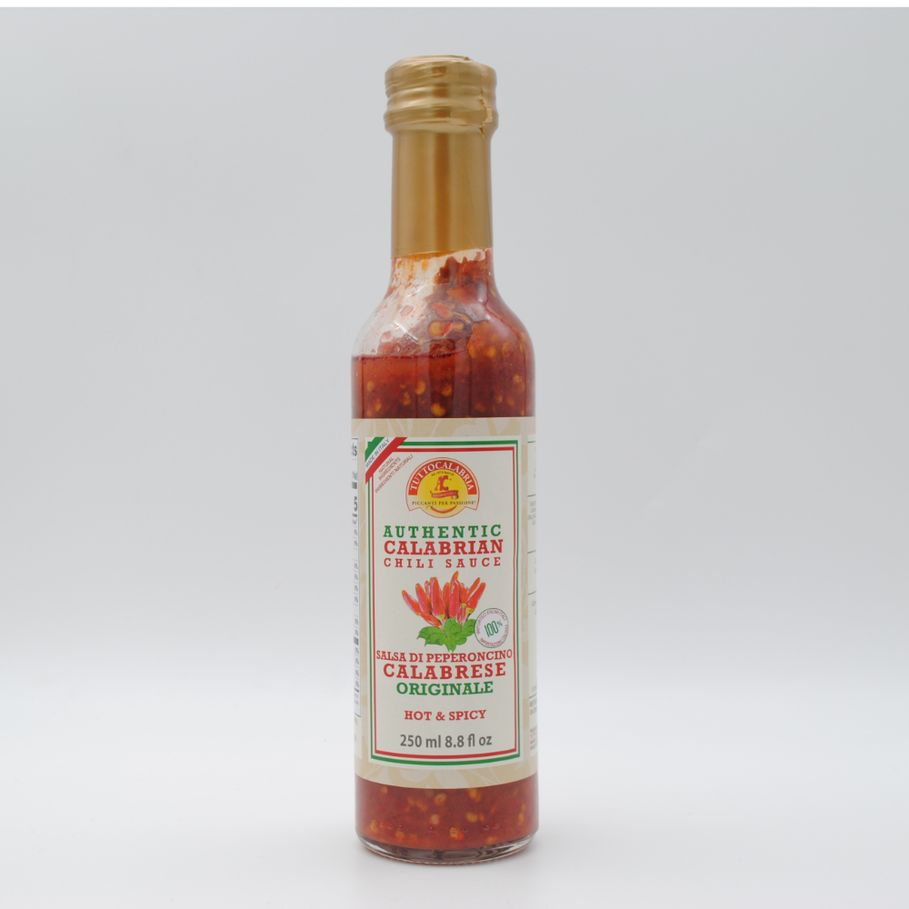 Calabrian Chili Sauce 250g.