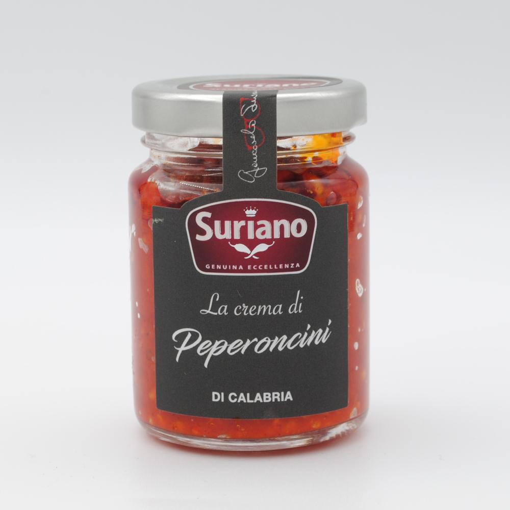 La crema di peperoncini 90g