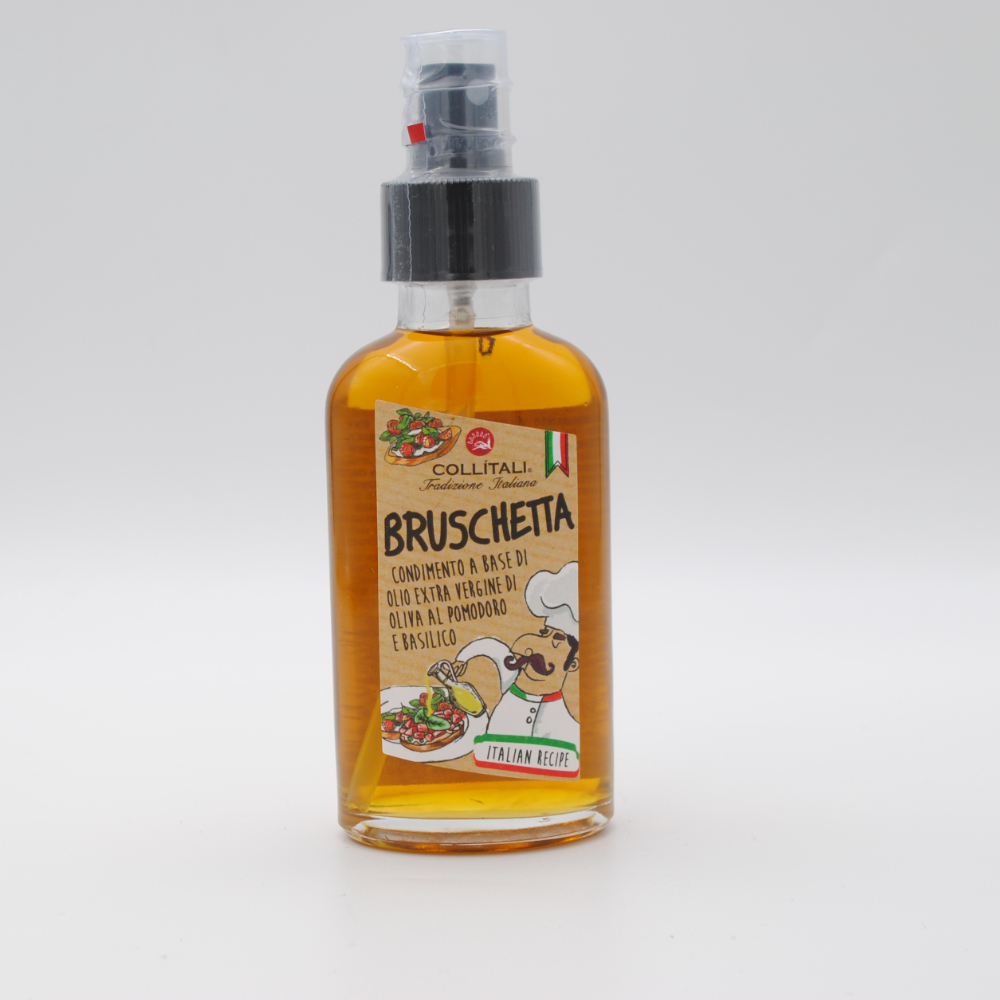 Olio Evoo spray bruschetta 100ml Collitali